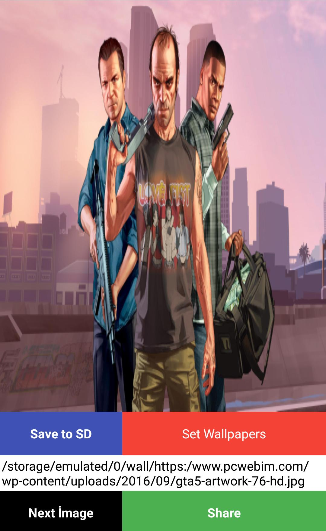 Grand Theft Auto 5 Wallpaper For Android Apk Download