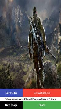 Sniper Ghost Warrior Wallpapers 3 poster