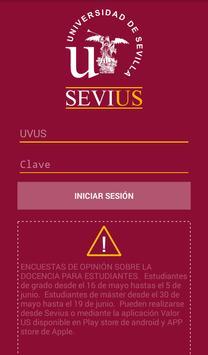 Sevius poster