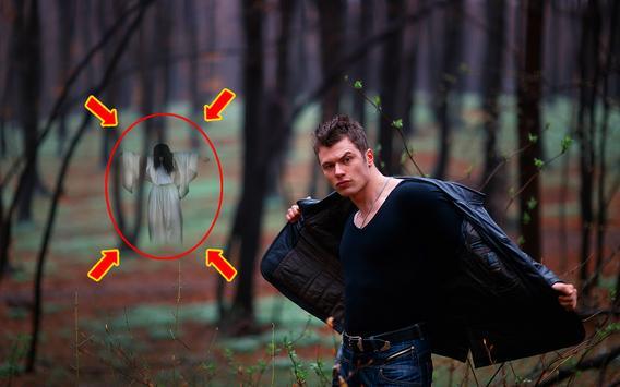 Scary Ghost photo Maker screenshot 8