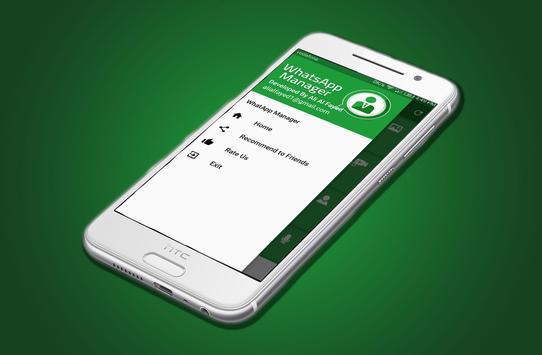 Manage for whatsapp screenshot 1