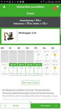 FastRent.de DEMO apk screenshot