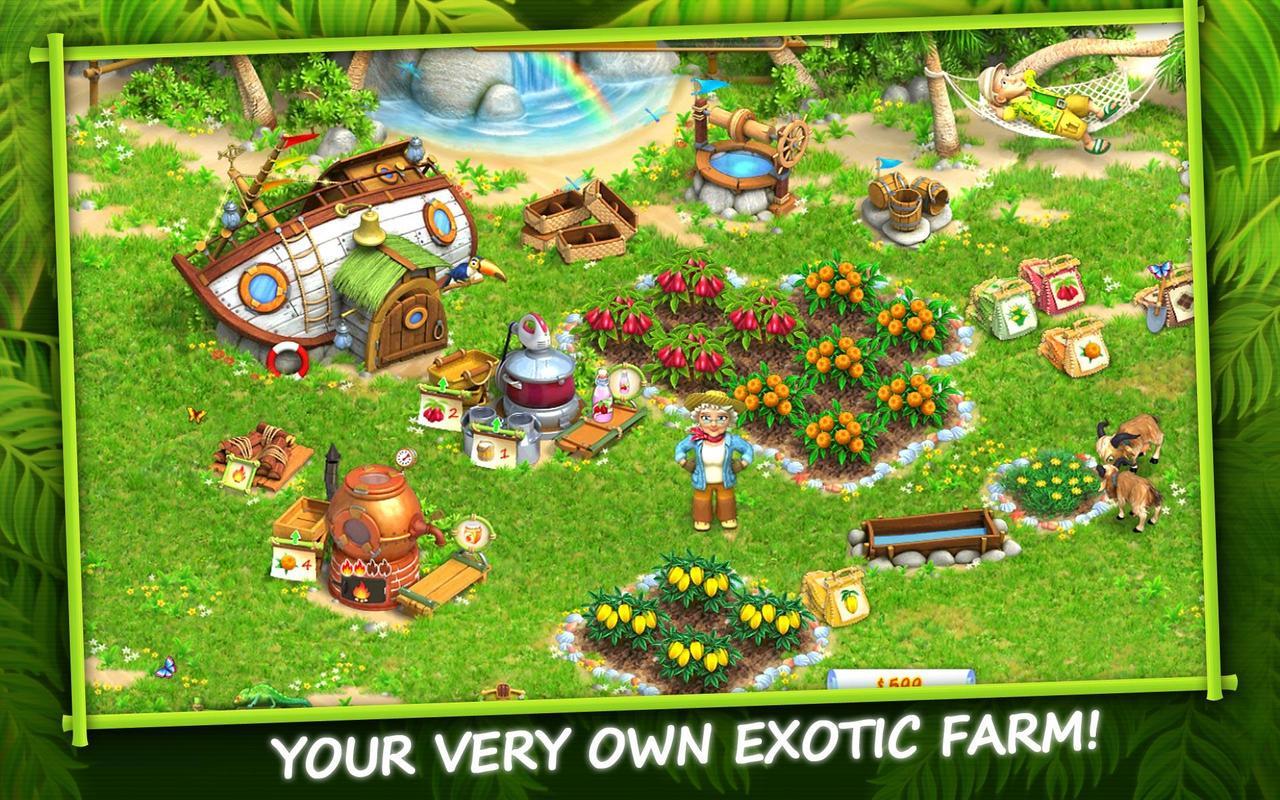 Секретный остров в зомби ферме, чаво: Троянский и Лилипутский острова в мобильной ЗФ 16 фотография