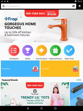 AliExpress - Smarter Shopping, Better Living apk zrzut ekranu