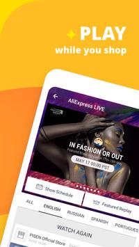 AliExpress - Smarter Shopping, Better Living apk zrzut ekranu