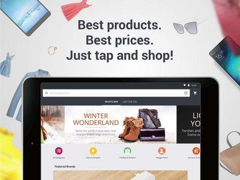 AliExpress Shopping apk स्क्रीनशॉट
