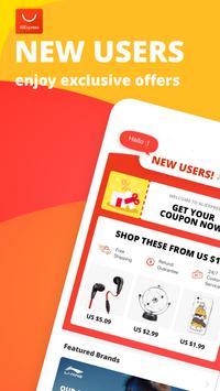 AliExpress - Smarter Shopping, Better Living الملصق