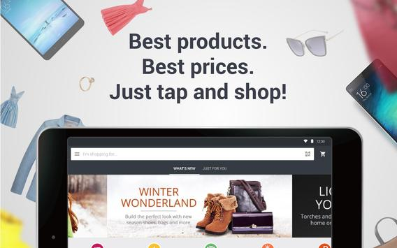 AliExpress Shopping App - Coupons For New User apk screenshot