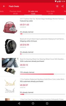 AliExpress - Smarter Shopping, Better Living apk 截图