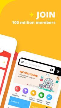 AliExpress - Compras inteligentes, Vida Melhor apk imagem de tela