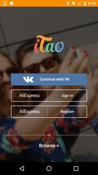 iTao poster