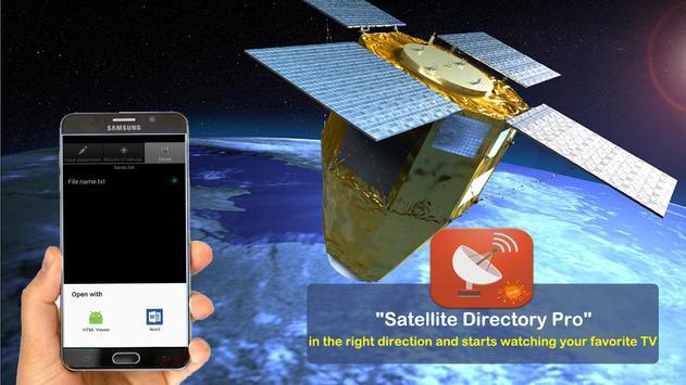 Satellite Locator Pro screenshot 4