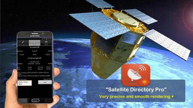 Satellite Locator Pro screenshot 5