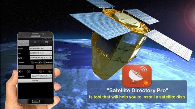 Satellite Locator Pro screenshot 6