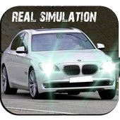 760Li car Simulation Germany icon