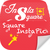 Square InstaPic Photo Editor - InstaSize icon