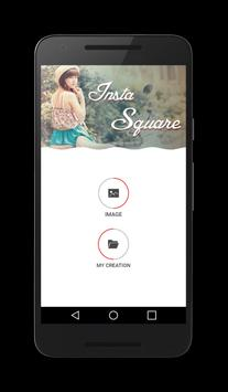Square InstaPic Photo Editor - InstaSize poster