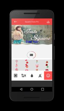 Square InstaPic Photo Editor - InstaSize screenshot 4
