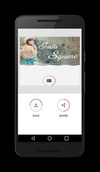 Square InstaPic Photo Editor - InstaSize screenshot 5