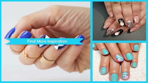 Beautiful Geometric Nail Art screenshot 1