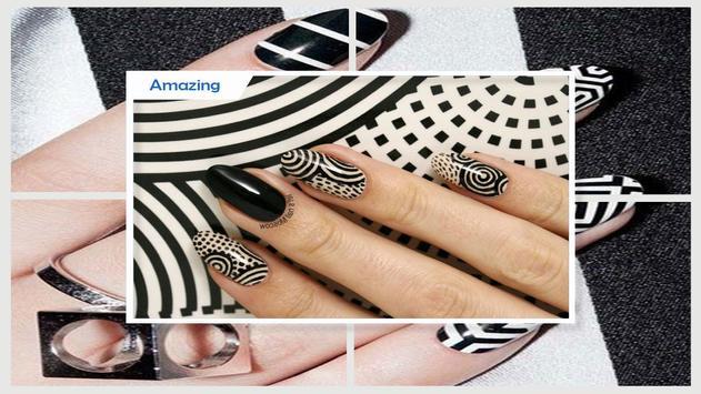 Beautiful Geometric Nail Art screenshot 4