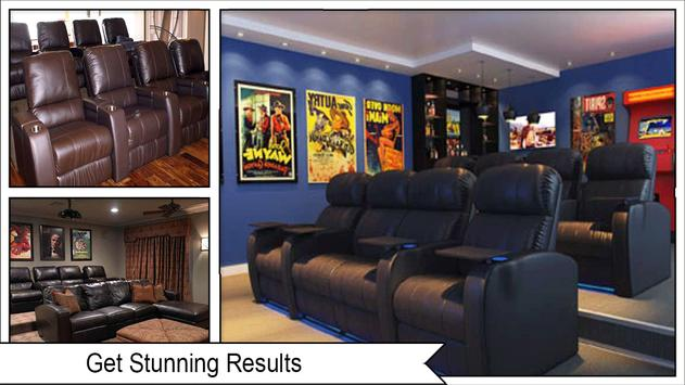 Best Home Theater Platform Seating screenshot 3