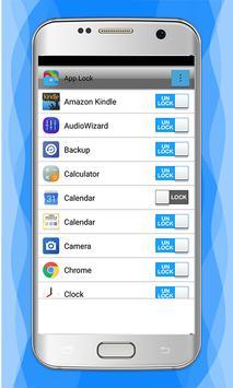 App Lock apk screenshot