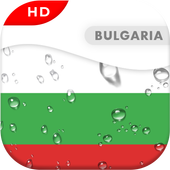 Bulgaria Flag 3D live wallpaper icon