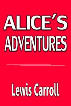 Alice in Wonderland -L Carroll poster