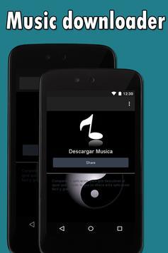 Descargar y Bajar Música Gratis A Mi  Celular Guía screenshot 2