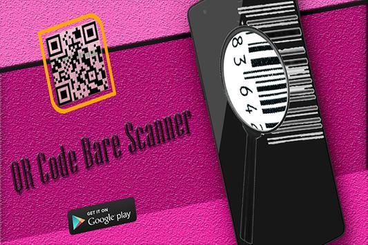 Bar Code Scanner poster