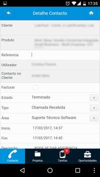 Alidata CRM apk screenshot