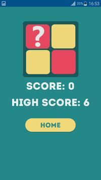 Memory Game (Animals) apk screenshot