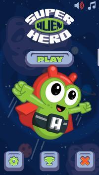 Super Alien Hero poster