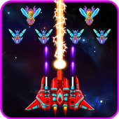 Galaxy Attack: Alien Shooter иконка