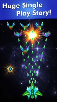 Galaxy Attack: Alien Shooter постер