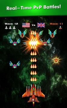 Galaxy Attack: Alien Shooter скриншот приложения