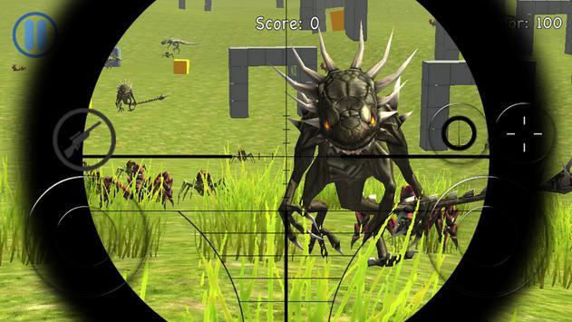 Alien Sniper screenshot 7