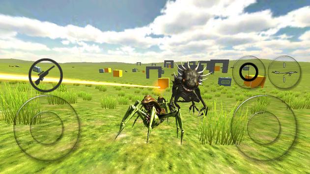 Alien Sniper screenshot 2