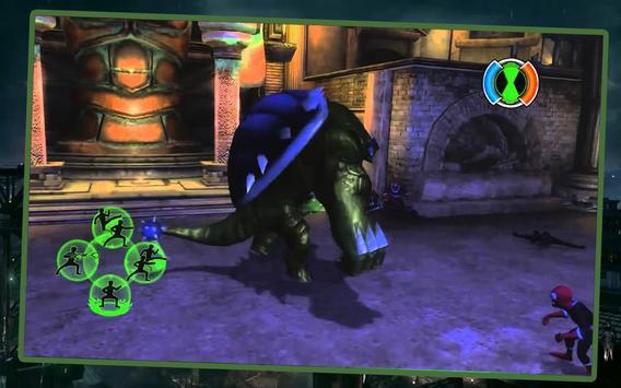 Ben Ultimate: Super Alien screenshot 2