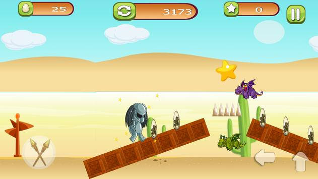 Alien vs Dragons apk screenshot