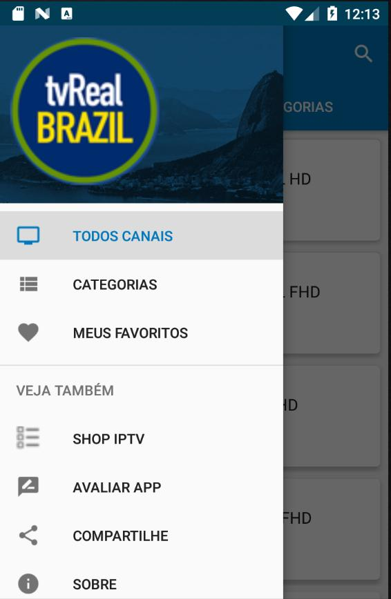 Tv Real Brazil for Android - APK Download