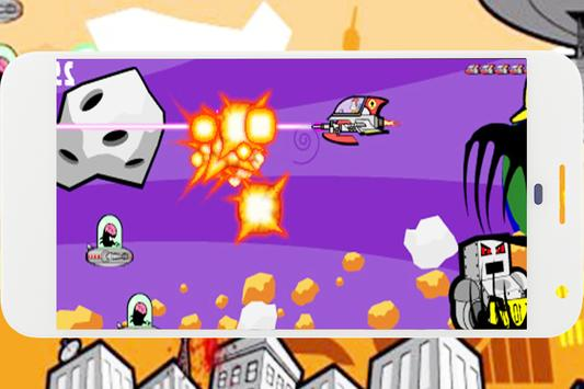 Aliens Attack Shooter screenshot 1