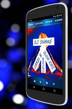DJ Snake - Taki-Taki ft. Selena Gomez, Ozuna poster