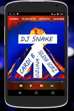 DJ Snake - Taki-Taki ft. Selena Gomez, Ozuna screenshot 1