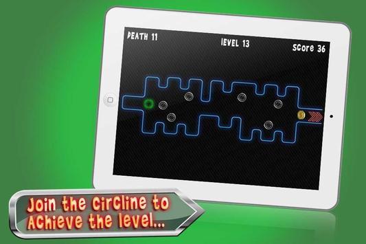 Circline -- Hardest Game apk screenshot