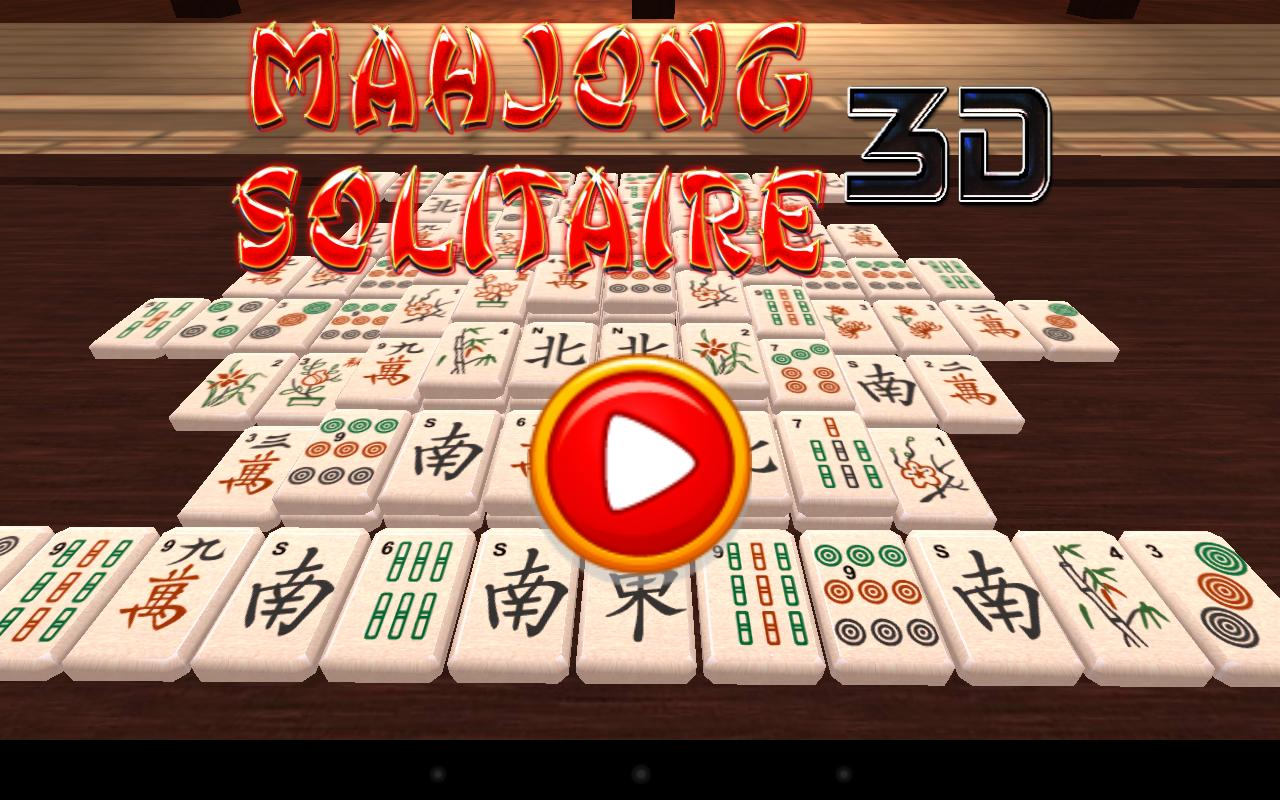 Mahjong Solitaire 3D for Android - APK Download