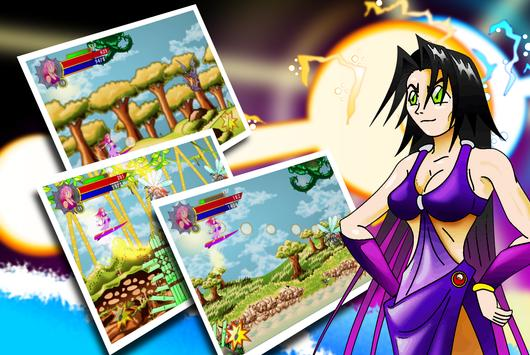 Coral: A Different Witch apk screenshot