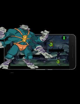 Ben-Apocalypse of aliens apk screenshot