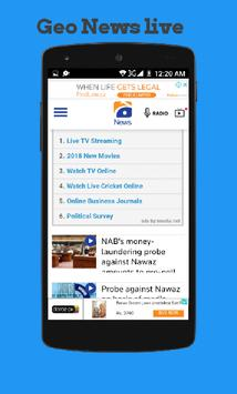 geo news live  harpal geo for android apk download